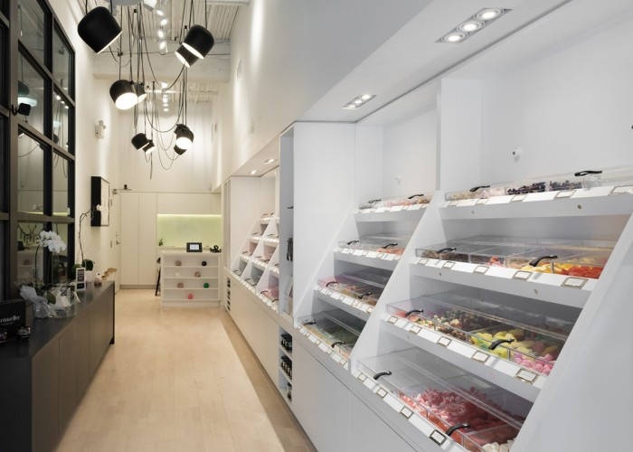 Karameller carries a selection of about 100 different types of high quality sweets imported directly from Scandinavia.