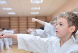 5 good reasons to enrol your child in karate