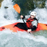 Tips on how to flip or roll a kayak on the water