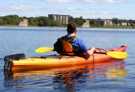 4 must-have items for a novice kayaker
