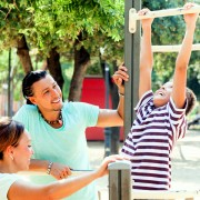 Tips for getting your kids to exercise