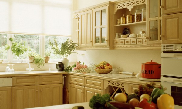4 tips for a healthier kitchen
