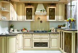 6 steps for cleaning kitchen cupboards