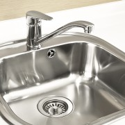 Tips for cleaning your sink with baking soda