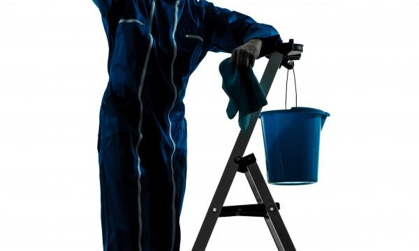 12 ladder safety tips