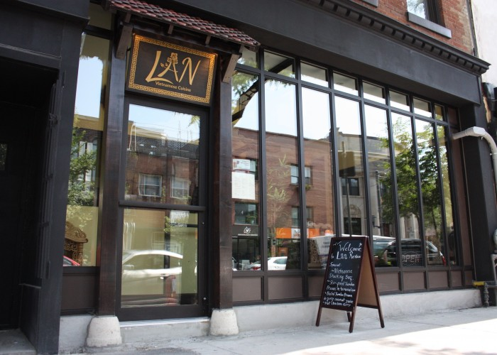 With over 40 authentic Vietnamese dishes on the menu and a luxurious dining room in which to enjoy them, Lan Restaurant brings old Han Hoai to life in Toronto's Riverside neighbourhood.