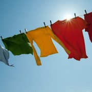 Tips for pre-sorting laundry and pre-treating stains