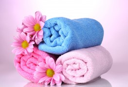 How to launder towels so they last