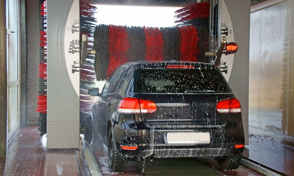 What to do when the car wash damages your car