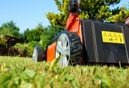 DIY: lawn mower tune-up