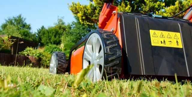 DIY: lawn mower tune-up