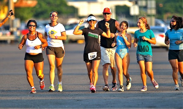 Learn to run with a 5K training plan