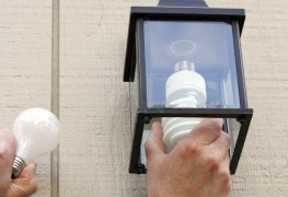 Easy fixes for a blown light bulb