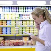 3 useful tips for organizing your grocery list