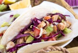 Dinner tonight: mahi-mahi tacos