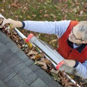 Maintenance tips to make gutters and downspouts last longer