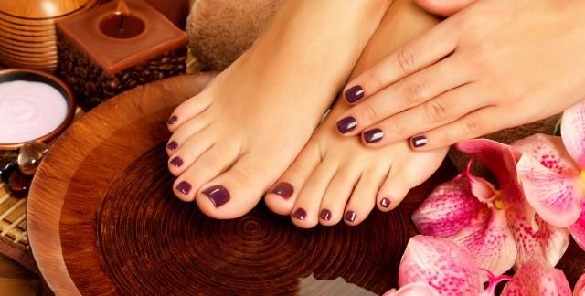 9 home manicure and pedicure essentials