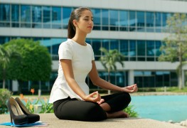 How meditation can help ease anxiety