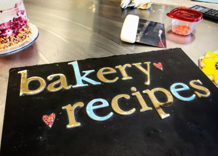Milk and Cookies Bakeshop offers signature and custom cakes, cookies, meringues and macarons.