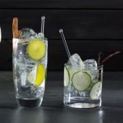Seltzer vs. tonic water