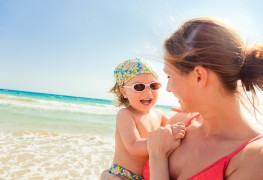How to protect your baby's skin from the sun