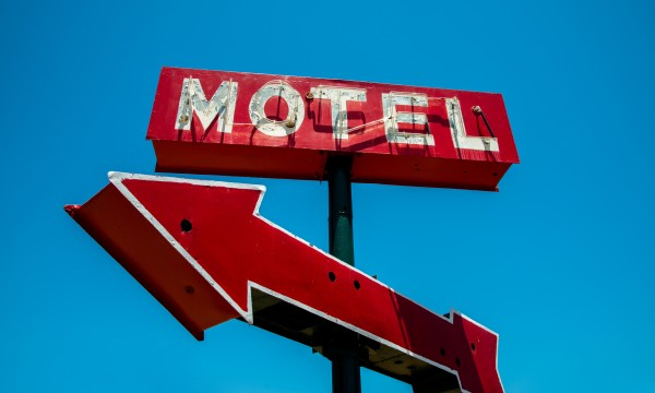 What to expect when you stay at a motel