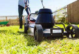 Helpful tips to mow your lawn better