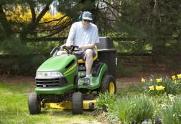 Maintaining your rotary mulching mower