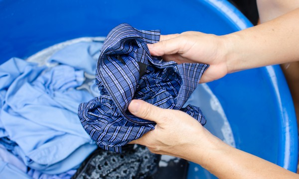 Fabulous tips for washing natural fabrics