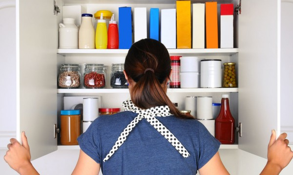 3 tips for a perfectly organized pantry