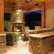 How to turn your patio into a functioning outdoor kitchen