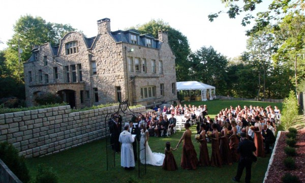 Tips for planning an outdoor wedding