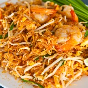 Dinner tonight: perfect Pad Thai
