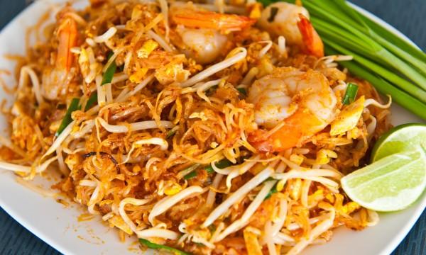 Dinner tonight: perfect Pad Thai