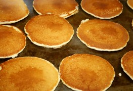 An easy vitamin-rich pancake recipe