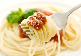 Carbo-load the right way: make your own pasta dough