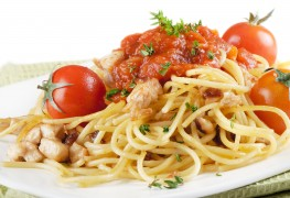 2 pasta recipes with zest