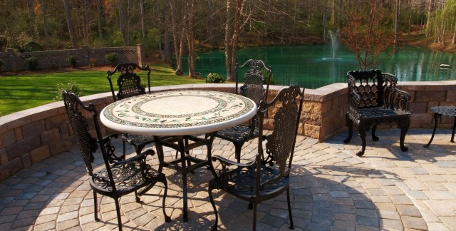 4 options for patio furniture