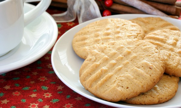 2 cookie recipes to go nuts over