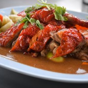 Meaty dinners: easy Peking duck and stuffed glazed cornish hens