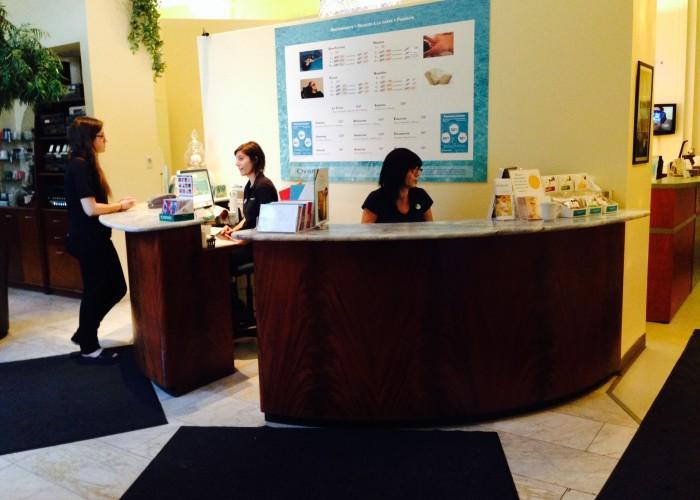 Ovarium Spa Floatation Bath Relaxation Massage, NeuroSpa, Pulsar