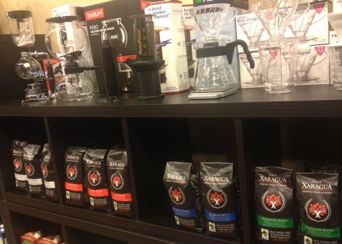 TheCoffeeMarket - specialty coffee, Keurig, Illy, Rosso, Xaragua, Marley Coffee, Cappuccino King, espresso maker, French press, locally roasted beans