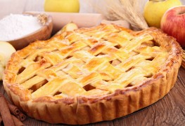 Decadent dessert: homemade pie pastry recipe