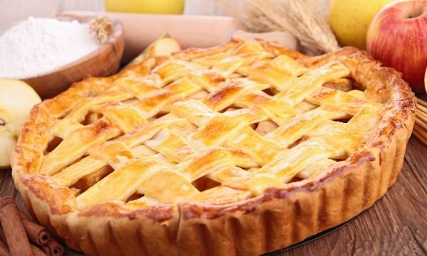 Decadent dessert: homemade pie pastry recipe