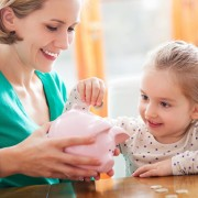 Filling the piggy bank: money saving tips for kids