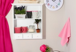 Freshen up the decor in your kitchen with colour
