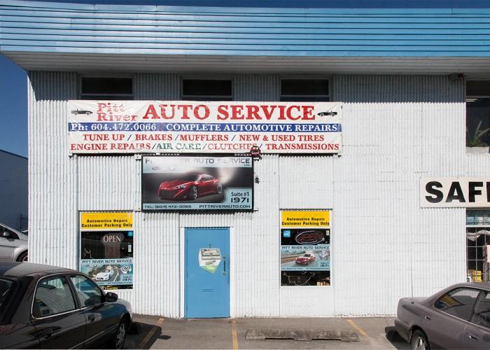 Pitt River Auto Service