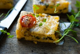 Breakfast recipes: Satisfyingly creamy pudding and polenta dishes