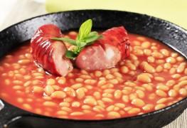Dinner tonight: Boston pork and beans