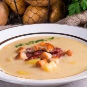 Potato and parsley soup recipes
